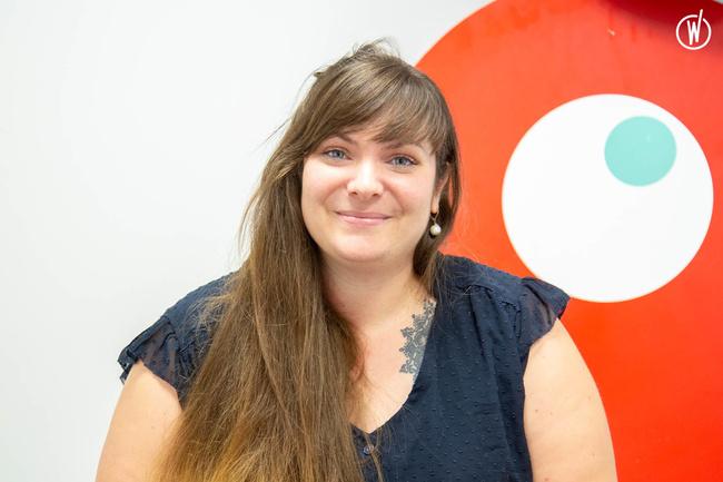 Rencontrez Marie, Responsable Communication - Cherchemonnid.com