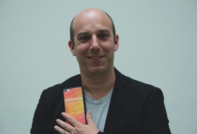 Rencontrez Grégory, CEO - FidMarques