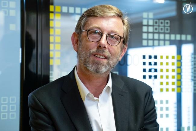 Rencontrez François, CEO - OZITEM