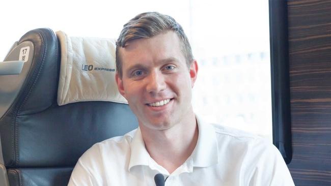 Leoš Novotný, CEO