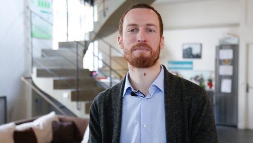 Rencontrez Cédric, CIO & Co-Fondateur