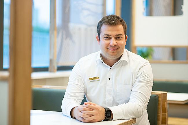 Michal Šámal - McDonald's