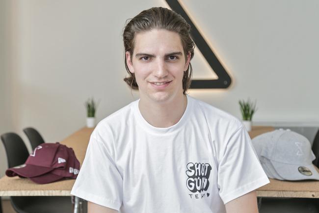 Rencontrez Thomas, Head of Communication