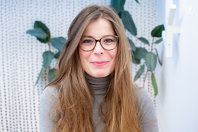 Rencontrez Marjolaine, Data scientist - Explain