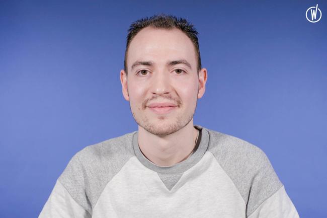Rencontrez Florian, Lead Backend Développeur