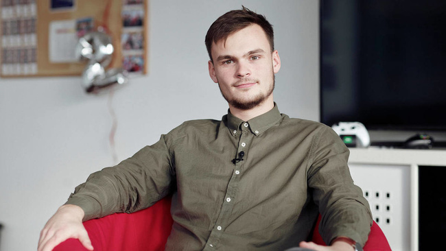Matěj Polák, JavaScript Developer - 24i Media