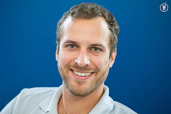 Rencontrez Quentin, Lead Developer & System Administrator - Concilio