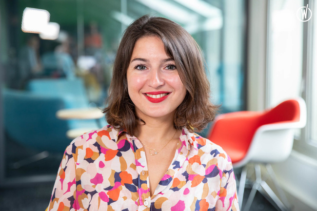 Rencontrez Marina, Innovation Project Director - Lonsdale