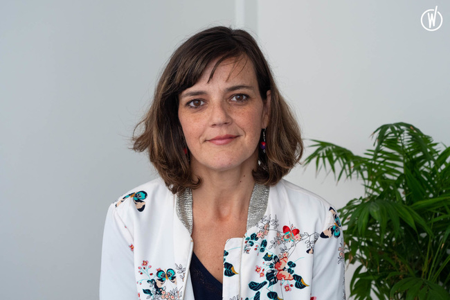 Rencontrez Anna, Consultante Relocation - Cooptalis