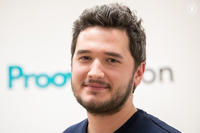 Rencontrez Nicolas, Head of Product - ProovStation