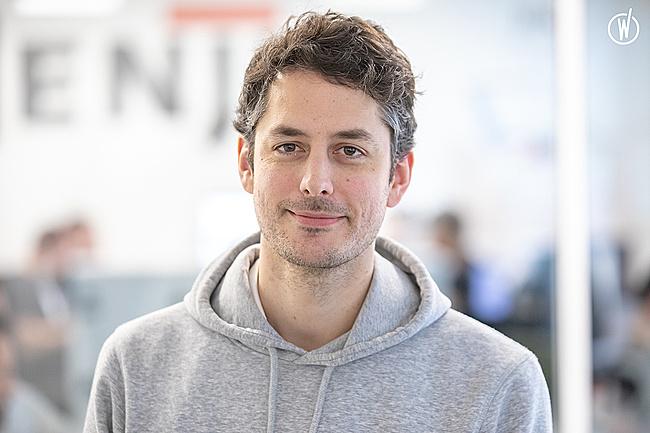 Rencontrez Pierre, CEO & Co-Founder - Jenji