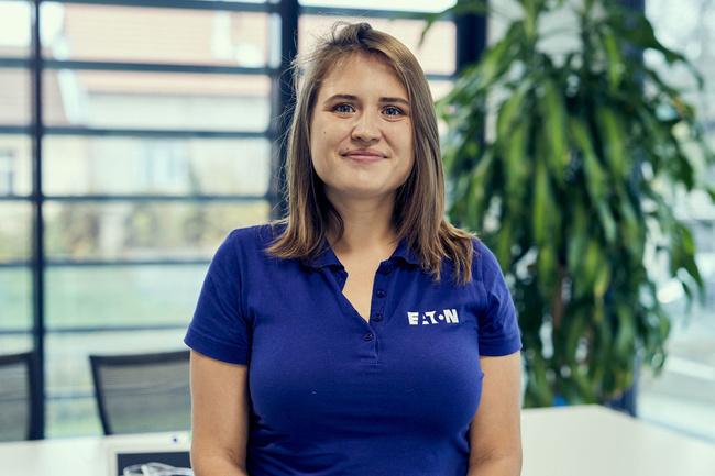 Olga Rubešová, Senior Software Engineer - Eaton