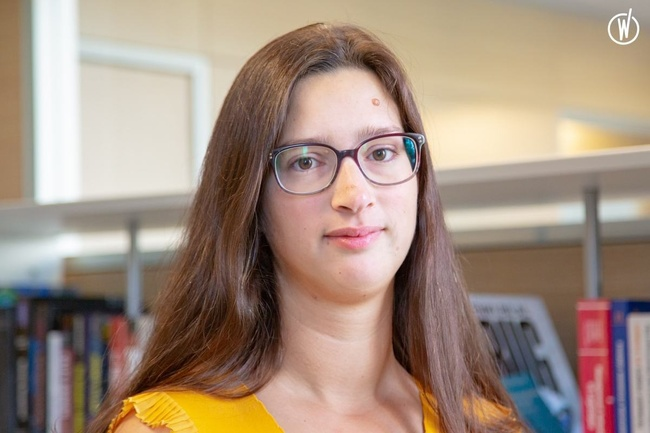 Rencontrez Anne, Managing Consultant - Orphoz, a McKinsey Company