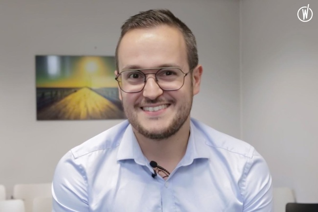 Rencontrez Alexis, Managing Consultant - Orphoz, a McKinsey Company