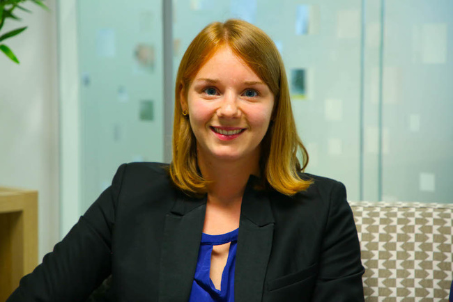 Meet Adeline, Relationship Manager, Energy Trade Finance - Natixis