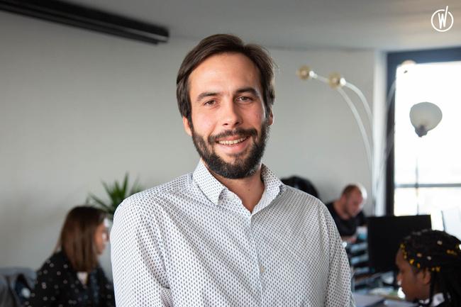 Rencontrez Julien, Directeur Technique & Co Fondateur  - Weevup