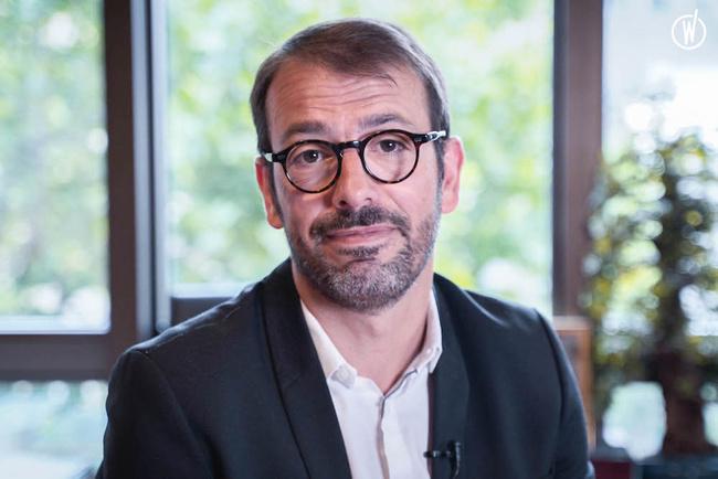 Rencontrez Thomas, Directeur Technologies Groupe - Barrière