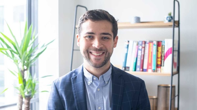 Rencontrez Hugo, Lead Blockchain - ekino