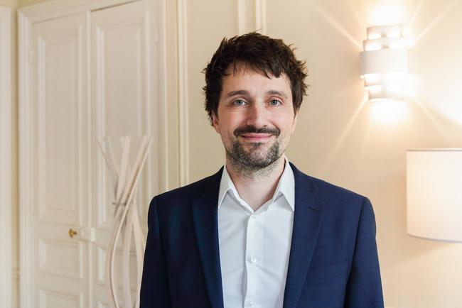 Rencontrez Olivier, Associé - CSA CONSULTING
