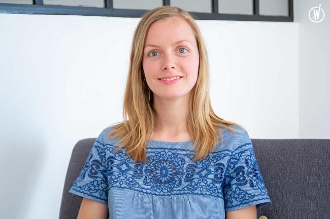 Rencontrez Agathe, Responsable Relation Client