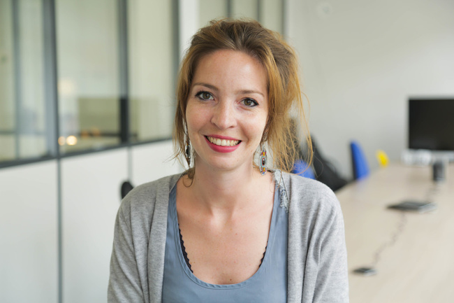 Rencontrez Marie, Chief Happiness Officer - ModuloTech