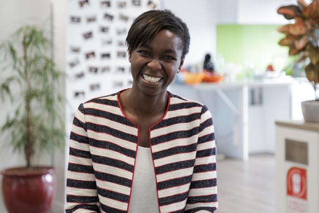 Rencontrez Yvonne, Payment Platform Team Lead
