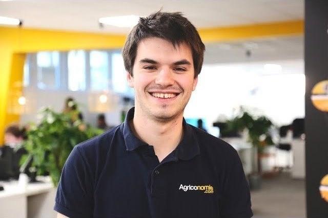 Rencontrez Félix, Business Developper - Agriconomie