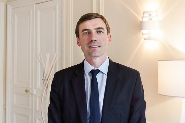 Rencontrez Edouard, Directeur Associé - CSA CONSULTING