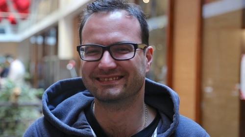 Meet Jean-Hadrien, Backend developer