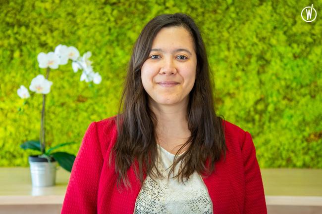 Meet Aurélie, Product Owner & Community Leader - Ontex Digital Factory