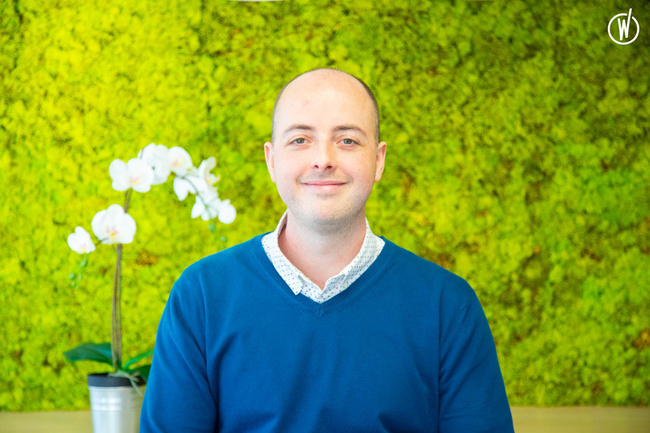 Meet Andy, Product Owner Home delivery - Ontex Digital Factory