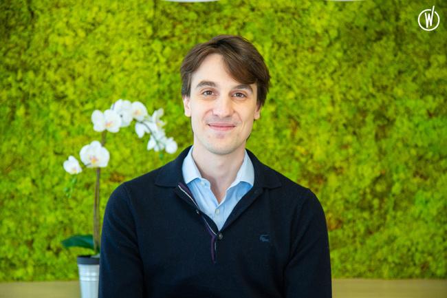 Meet Matthias, Head of Digital Factory - Ontex Digital Factory