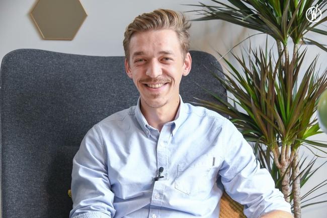 Rencontrez Valère, Lead UX Designer - Cooptalis
