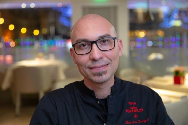 Rencontrez Massimo, Chef de Cuisine & Exécutif