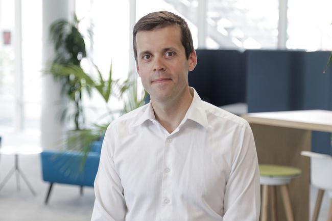 Rencontrez Nicolas, CEO