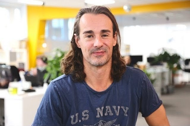 Rencontrez David, Directeur Marketing : digital - Agriconomie