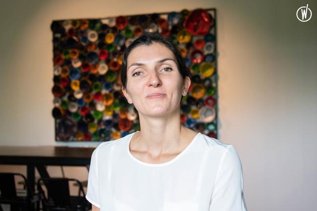 Rencontrez Anne, Directrice juridique et des ressources humaines
