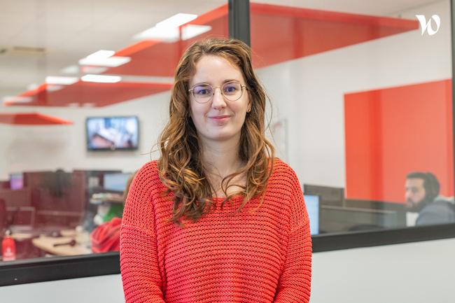 Rencontrez Alan, Adjoint Responsable Relation Client Particuliers