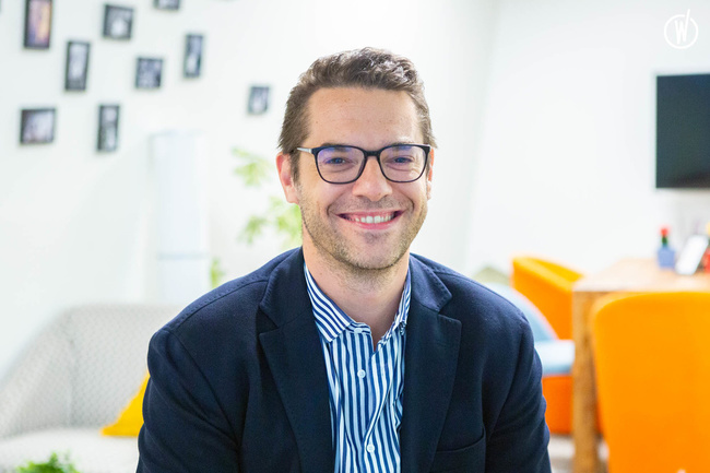 Rencontrez Guillaume, Head of Product - Figaro Classifieds