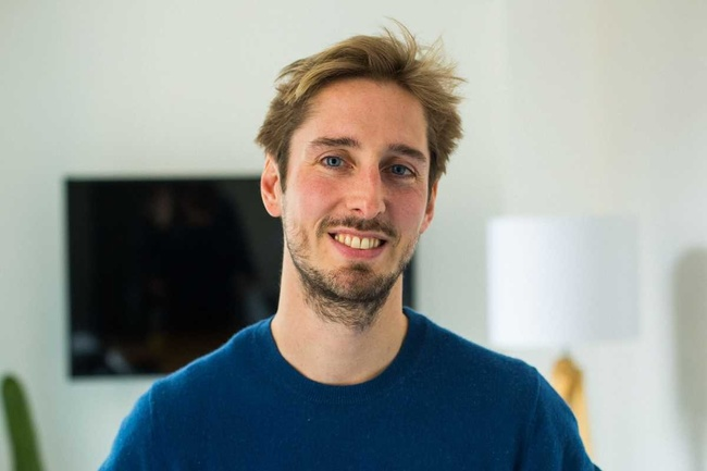 Rencontrez Aldric, Co fondateur & CEO