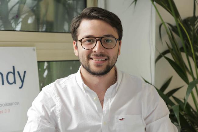 Rencontrez Vadim, Onboarding Manager