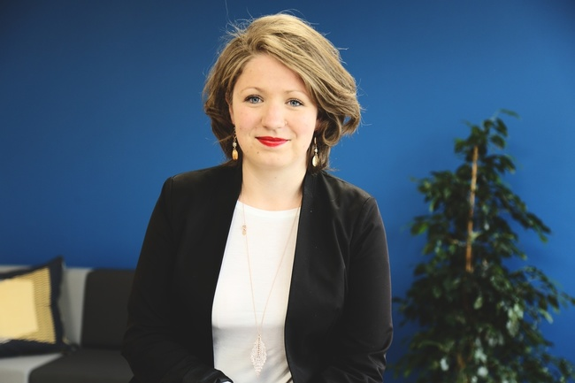 Rencontrez Maria, Business Developer