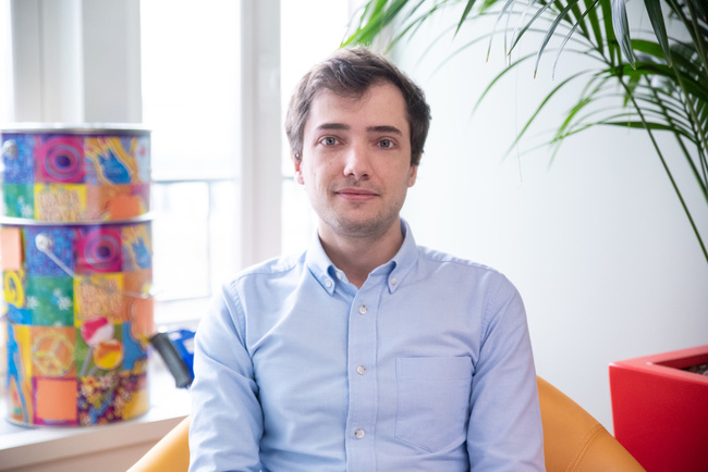 Meet Nicolas, Vice President- Equity- Front Office Technology - Capital Fund Management