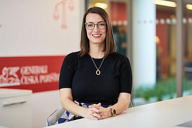 Hana Truhelková - Generali Česká pojišťovna