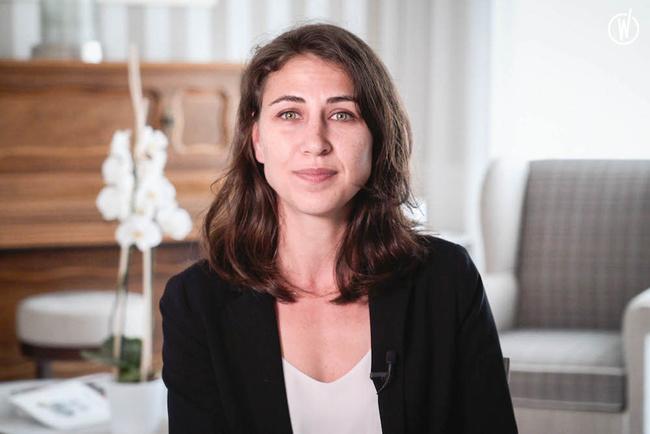 Rencontrez Emmanuelle, Directrice Restauration site de la Baule - Barrière