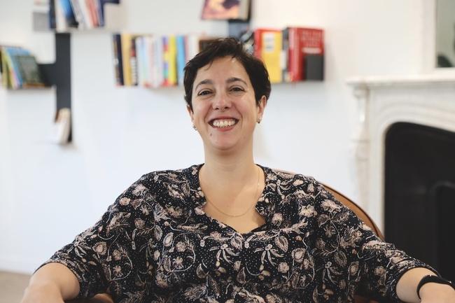 Rencontrez Anne-Marie, Consultante dans la tribu WOAPI