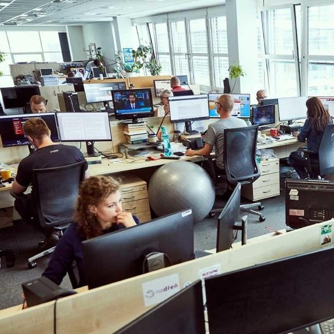 Rozvoj zaměstnanců - Mediální skupina MAFRA