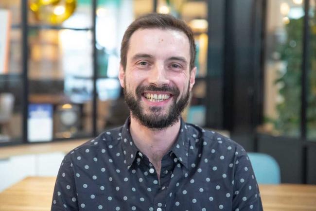 Rencontrez Stéphane, Cloud Designer nantais