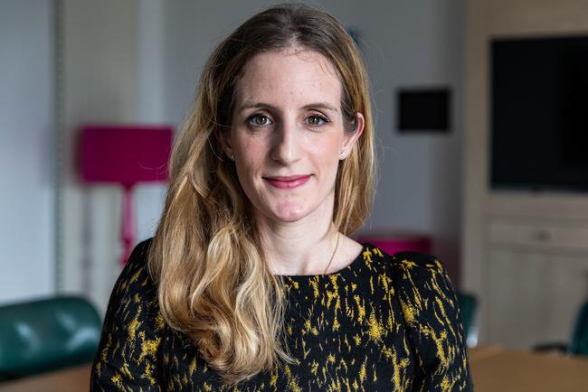 Rencontrez Hanna, Chef de groupe au Pôle Digital - Agence WAT - We Are Together