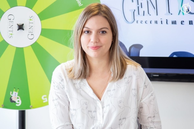 Meet Joni, Business Consultant  - Gentis Recruitment
